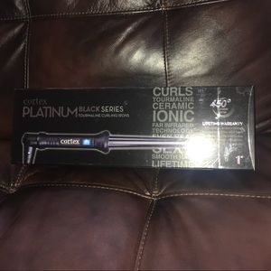 Cortex Curling Iron Wand - Excellent Condition